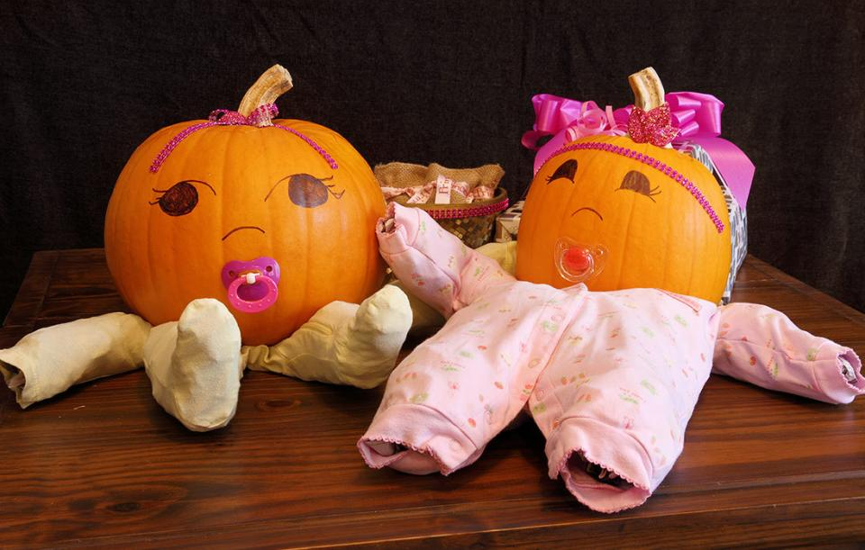 Fall for These Halloween Baby Shower Ideas | Parenting