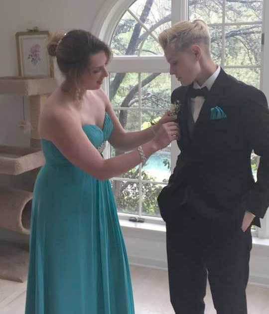 Girl Is Thrown Out Of Her Prom For Wearing A Suit Parenting