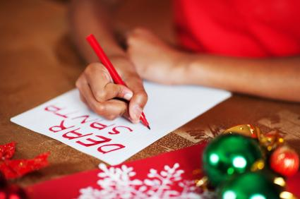 write to santa and get a letter back parenting