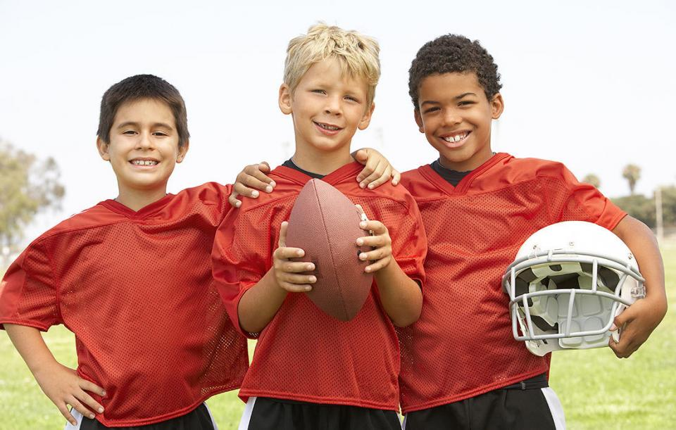 Protect Your Child from a Concussion This Sports Season