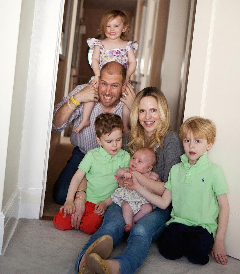 7bdab60f27f90 Q   A with  Pregnant in Heels  star Rosie Pope