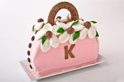 Purse Birthday Cake Design