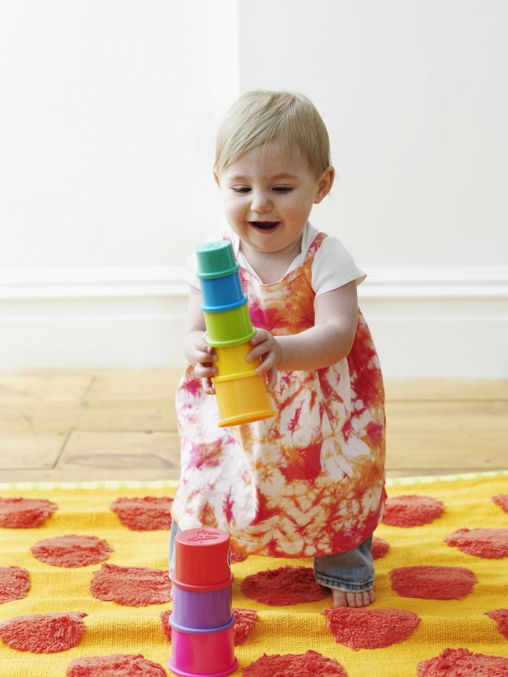 Brain-Boosting Games for Babies