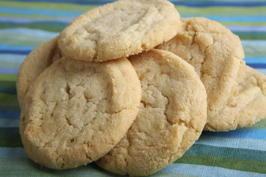 Lemon Cornmeal Cookies Parenting