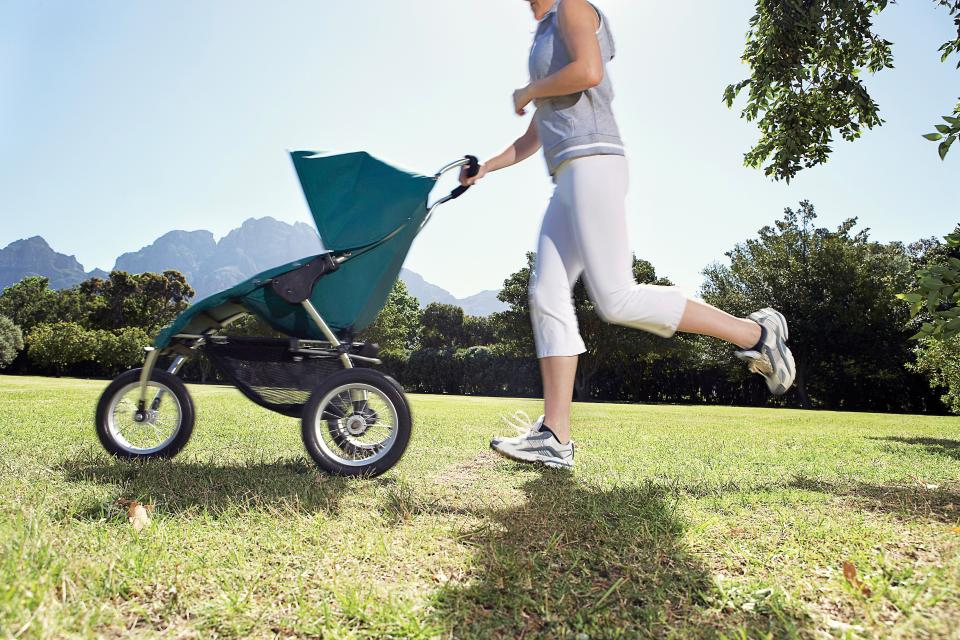 3 Best Ways to Lose the Baby Weight