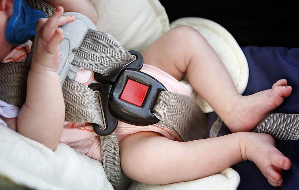 Is Your Newborn's Car Seat Properly Installed? Study Says Probably Not!
