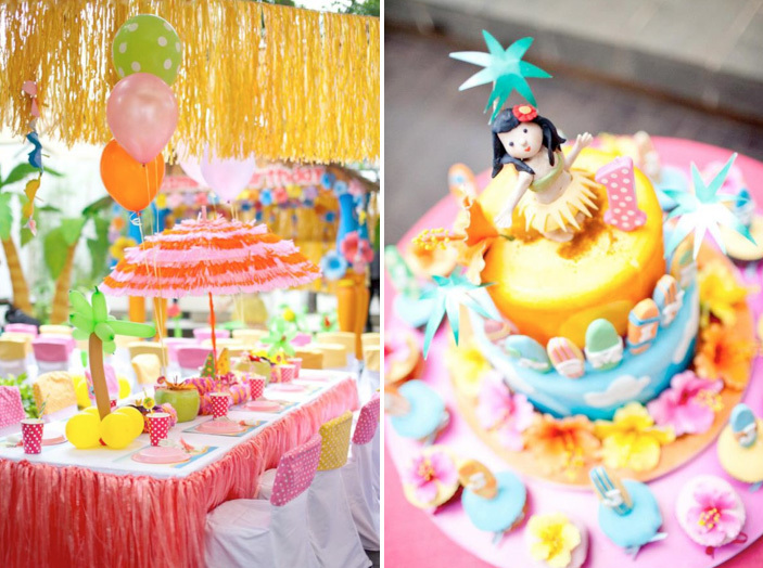 The 10 Best Summer Birthday Party Ideas For Kids