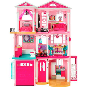 Barbie House (img credit: Walmart)