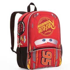 Disney Cars Backpack (img credit: Walmart)