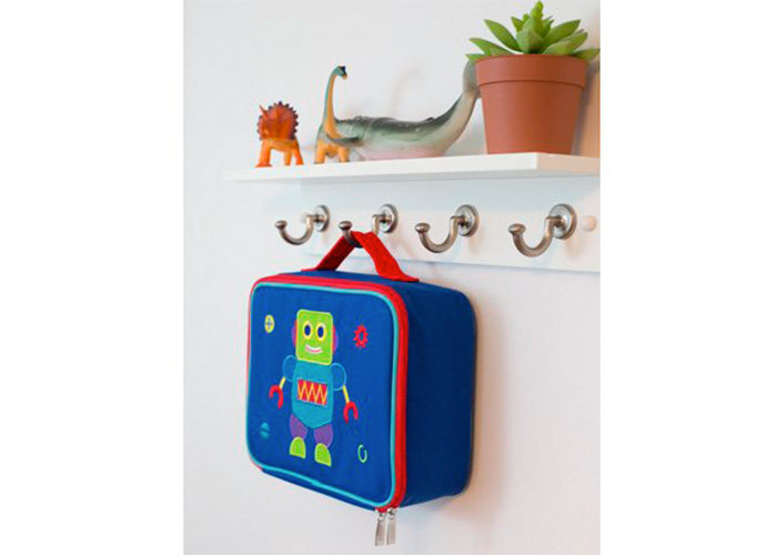 Kids Robot Lunchbox (img credit: Walmart)