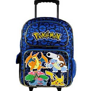 Pokémon Backpack (img credit: Walmart)