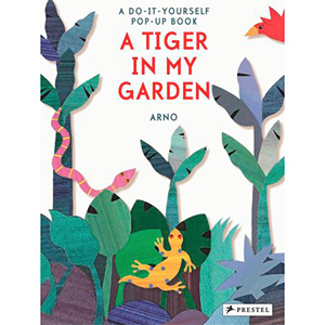 A Tiger In My Garden (img credit: Walmart)
