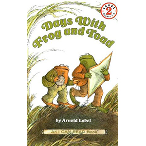 Days With Frog and Toad Book (img credit: Good Reads)