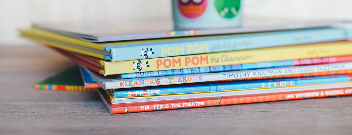 Shop more baby & toddler books!