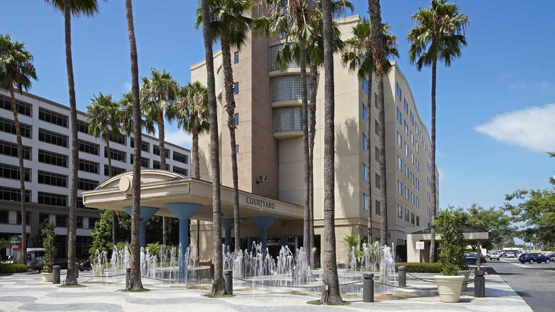 Courtyard by Marriott LAX, Los Angeles
