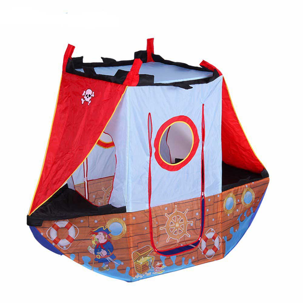Pirate Ship Play Tent for kids