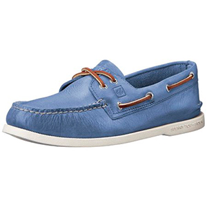 Teen Guy Sperry Slip-Ons (img credit: Walmart)