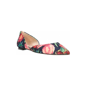 Teen Girl Floral Shoe